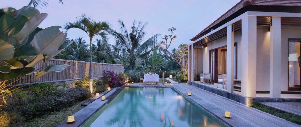 Unwinding in Ubud