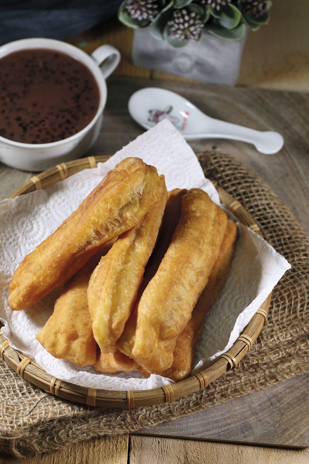 Chinese Fried Dough Sticks